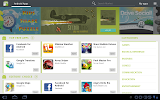 Motorola Xoom - Android Market