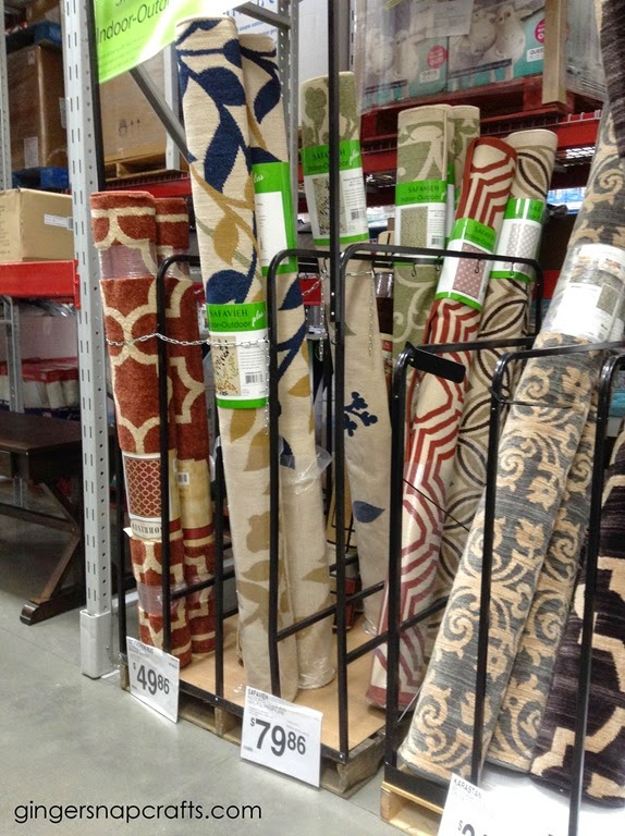 living room rugs at Sam's Club