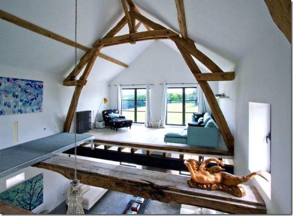 case e interni - Borgogna - rustico - moderno (7)