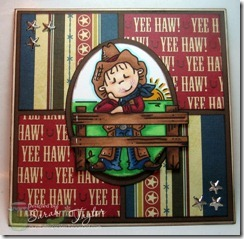Sarah's #1 Card
