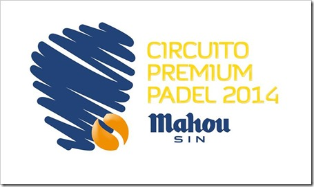 Llega el Circuito Premium Pádel Mahou sin 2014 en Ciudad Pádel Toledo.