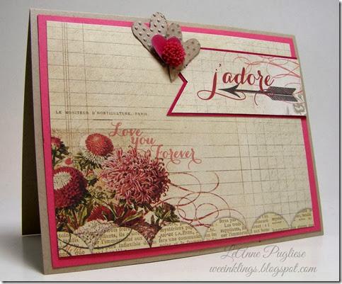 LeAnne Pugliese WeeInklings Valentine card