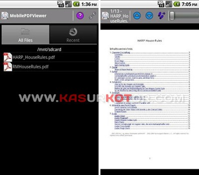 PDF Viewer buat Android - MobilePDFViewer