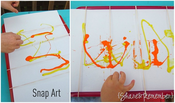 Snap Art Paintings