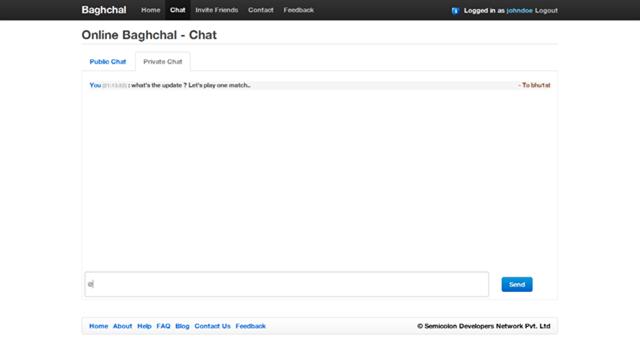 OnlineBaghchalChatPrivatemessagesfilter