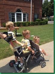 Kids stroller