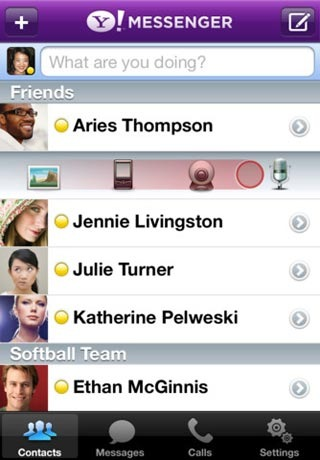 Yahoo-Messenger-free-SMS-video-voice-calls