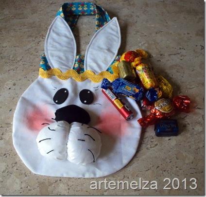 мешочке кролика - Шить -042