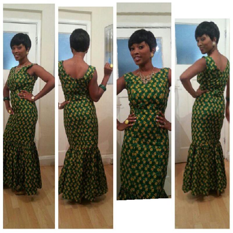 Ghana Kaba and Slit Styles