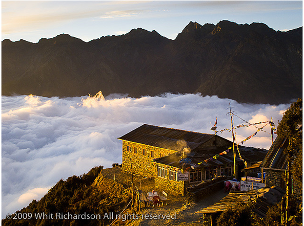 Bing Features Nepal on Background - whit richardson photography