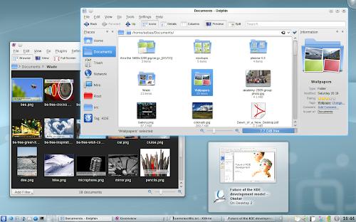 KDE è il miglior ambiente desktop del 2011