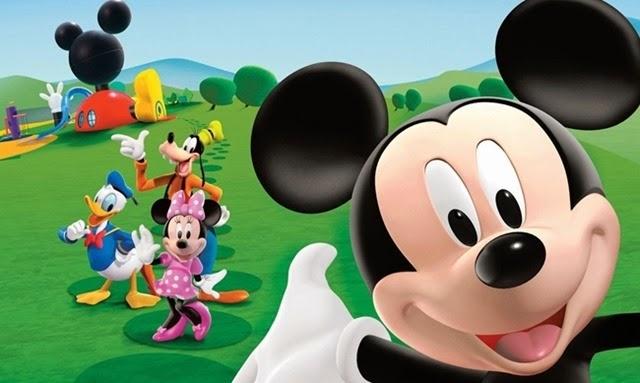 La casa de Mickey Mouse llega a Netflix