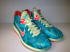 nike lebron 9 low pe lebronold palmer alternate 1 03 Nike LeBron 9 Low LeBronold Palmer Alternate   Inverted Sample