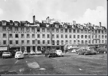 Hotel Francfort 1968