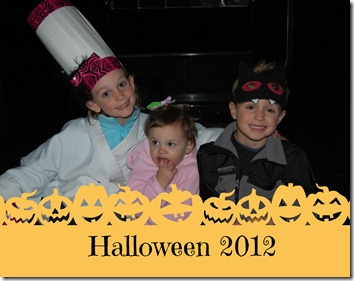Halloween 2012 3 Kids