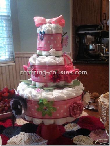 Diaper Cake (2)