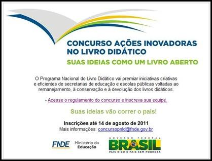 CAIC Jorge Amado - Concurso Ações Inovadoras no Livro Didático 2011