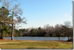 Bass Lake RV CG Pond...Dillon SC