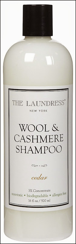Laundress cashmere shampoo
