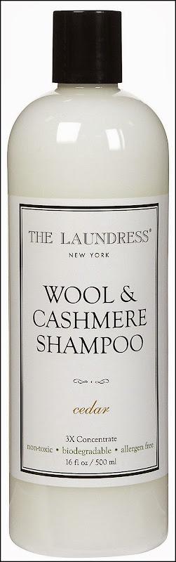 Laundress cashmere shampoo