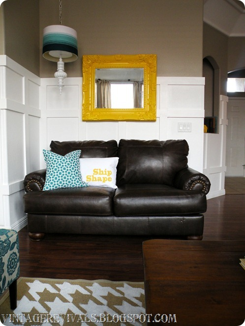 Hailee's Living Room Makeover Reveal - Vintage Revivals