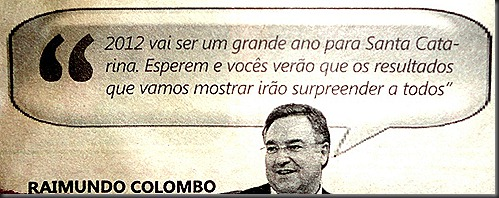 Colombo e as surpresas
