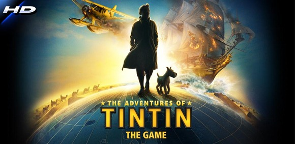 tintin android ios game