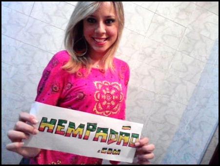 Hempadão - Miss Marijuana 2011 Gabriela 04