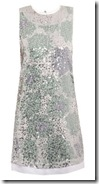 Diane von Furstenberg Embellished Dress