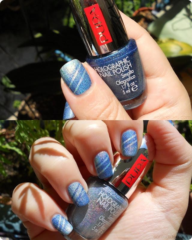 nail art-soffio di dea-olografici-pupa