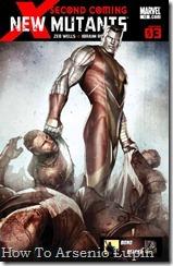 P00012 - New Mutants v3 #12
