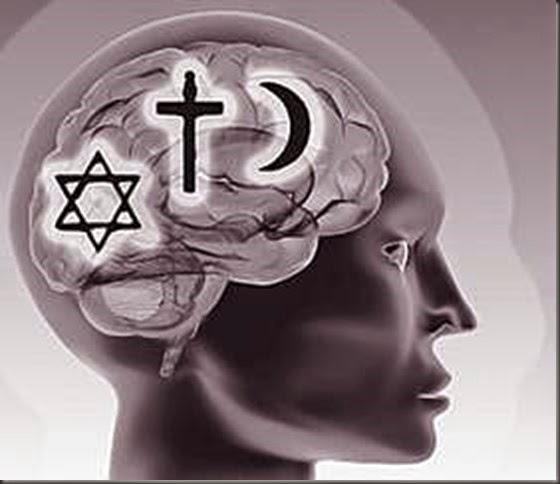 Cerebro y Religiones Abrahamicas