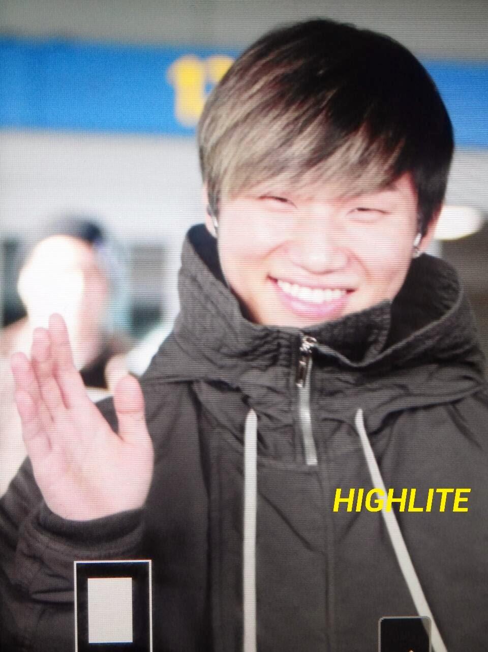 Big Bang - Incheon Airport - 16dec2013 - Dae Sung - Fan - High Lite - 02.jpg