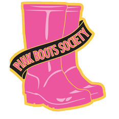image sourced from the Pink Boots Society