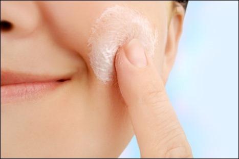 woman-exfoliating-skin