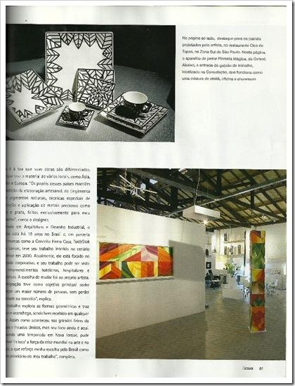 CLIPPING REVISTA DCASA 06 FEVEREIRO 2012