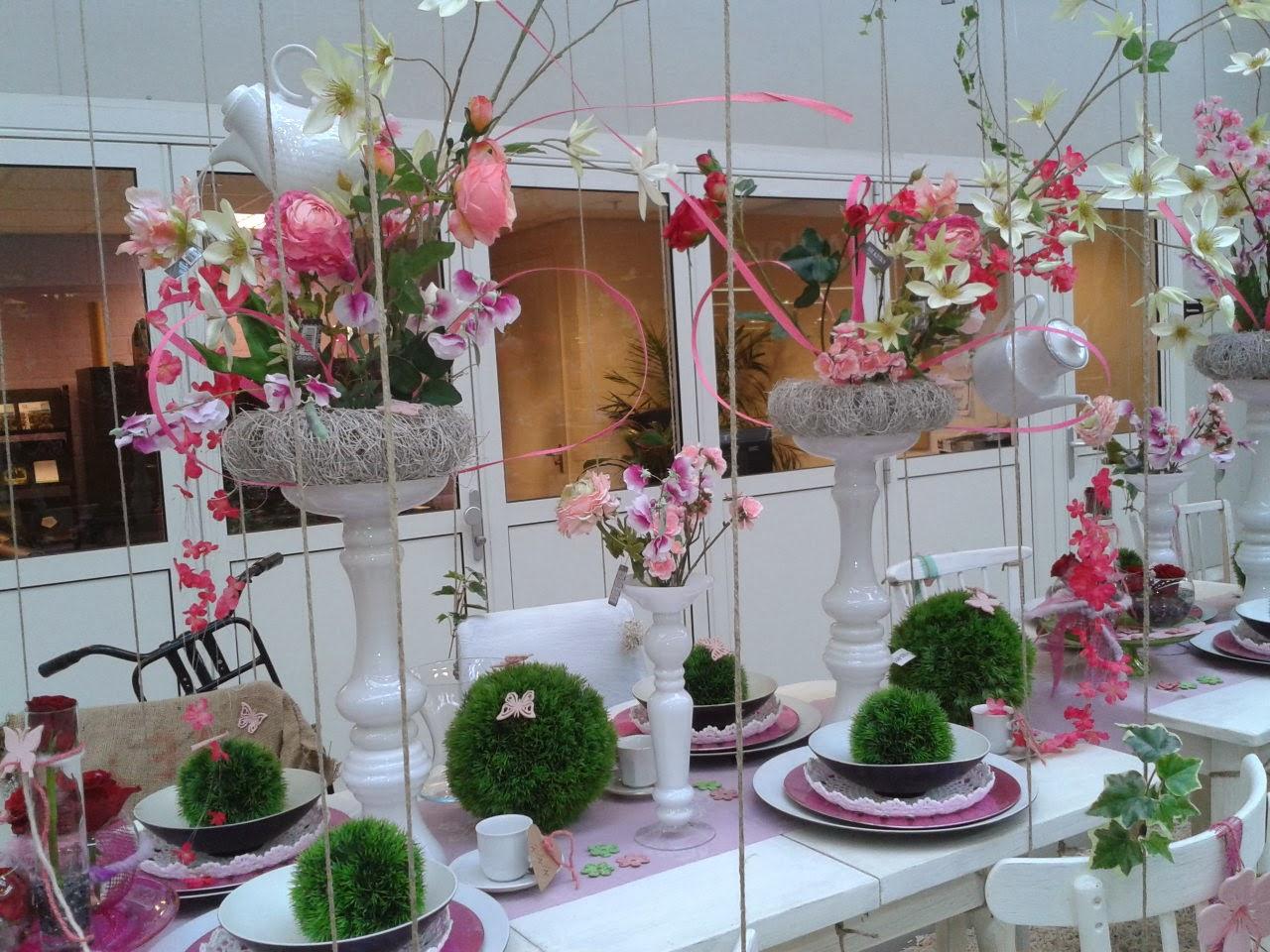 Home jasmin les mariages centre de table for Table 52 cairns 2014