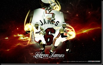 lebron james wallpaper 2011