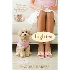 high tea sandra harper