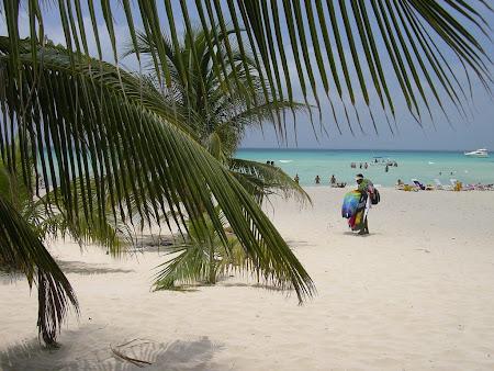 Vacanta Mexic: Plaja Isla Mujeres