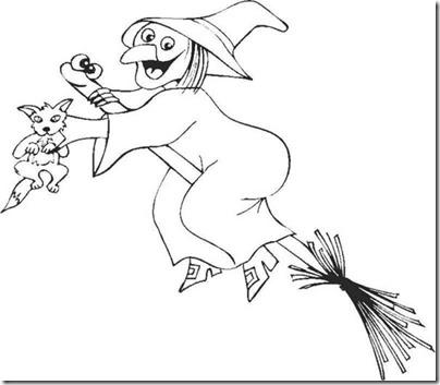 brujas halloween blogcolorear (9)