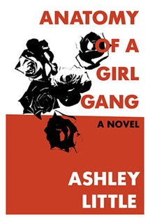 Anatomy of a Girl Gang by Ashley Little cover
