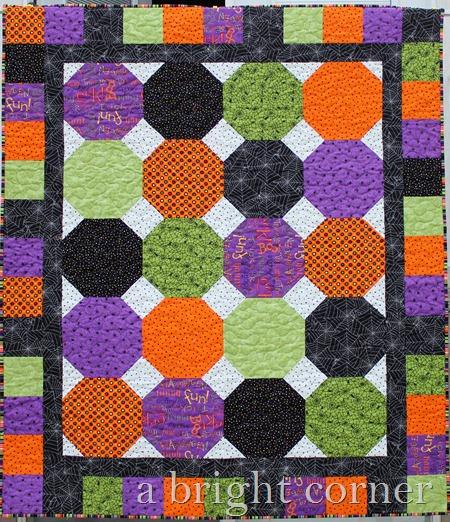 gumballs quilt 1