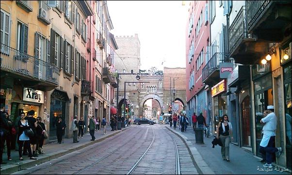 مدينة ميلان