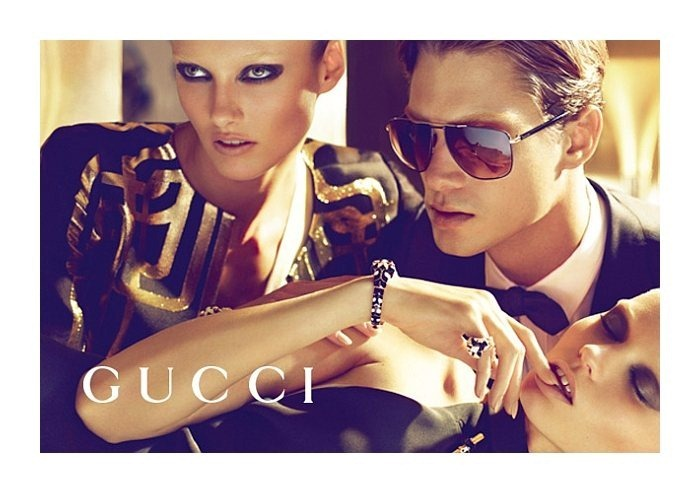 Gucci – Primavera  Verão 2012 (2)