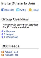 faa artist groups