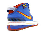 hardwood lebron6 superman 02 First Look at Nike LeBron X Low   Cavs Hardwood Classic?!
