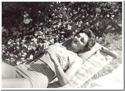 Olive_sunbathing