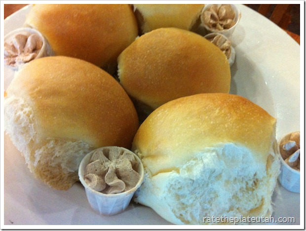 Wallabys Rolls & Cinnamon Butter