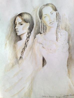 Enigmat Otiliei - Otilia si Aurica